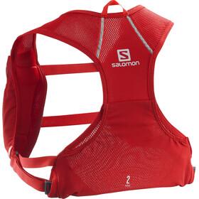 Salomon Agile 2 Backpack Set goji berry